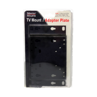 102 Flat Wall Mount/Adapter Plate, 1 piece