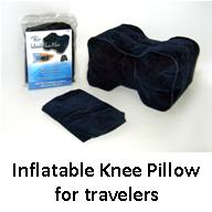Inflatable Knee Pillow-Discontinued