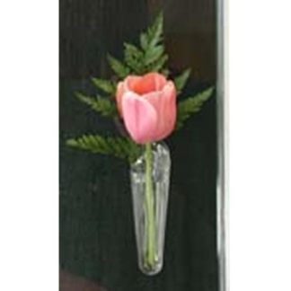 Window Vase Mini-Single Stem