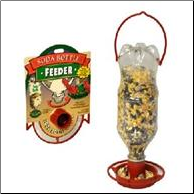 New Color for Soda Bottle Birdfeeders!