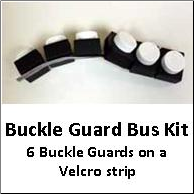 Buckle Guard Bus Kit