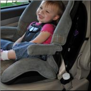 Keep Kids Safely Buckled Up!