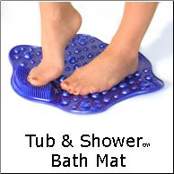 Tub & Shower Bath Mat Sample