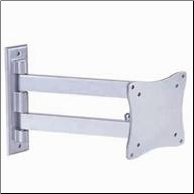"Articulating Wall  Mount with 9.5"" Arm Extension #202"