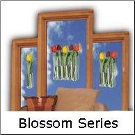 Window Vase Blossom Sampler