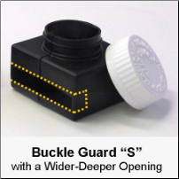 "Buckle Guard Original-""S"", Bulk, 12 pk"