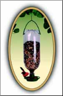 Soda Bottle Hanging Feeder - POLY BAG