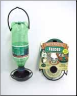 Soda Bottle Value Feeder-Retail Card