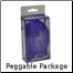 Peggable Package Design